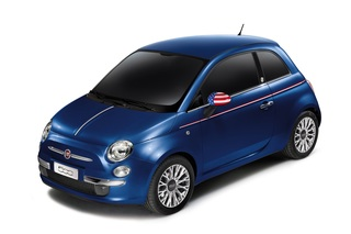 Fiat 500-Sondermodell - Italo-Amerikaner für die City
