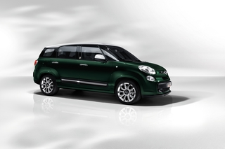 Fiat 500L Living - Nächste Wachstumsstufe der Knutschkugel