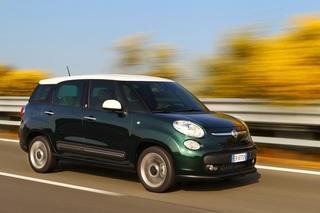 Fiat 500 L Living - Außen knuffig, innen groß (Kurzfassung)