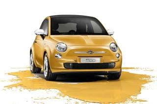Fiat 500 als Sondermodell - Günstiger Start in den Sommer