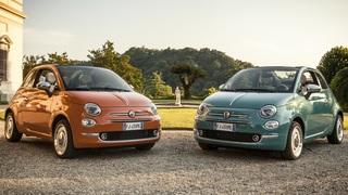 Fiat 500 Anniversario - Gruß zurück nach 60 Jahren