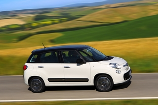 Fiat 500L Natural Power -  Der gibt sparsam Gas
