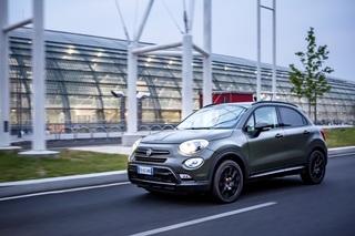 Fiat 500X S-Design - Angeschwärzt