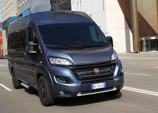 Fiat Ducato Shuttle - Kleinbus mit bis zu neun Sitzen
