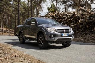 Fahrbericht: Fiat Fullback - Gut kopiert (Kurzfassung)