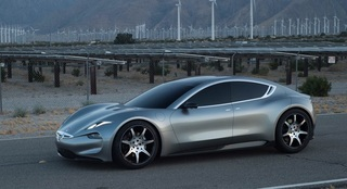 Fisker Emotion    - E-Supersportler vorbestellbar