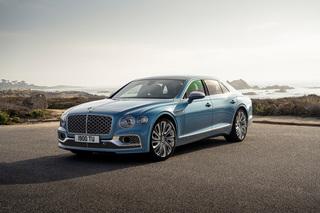 Bentley Flying Spur Mulliner  - Mehr Luxus für die Luxuslimousine
