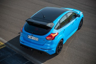 Ford Focus RS              - Mehr Farbe und mehr Traktion