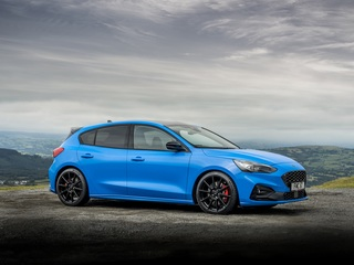 Ford Focus ST Edition  - An der Agilität gedreht