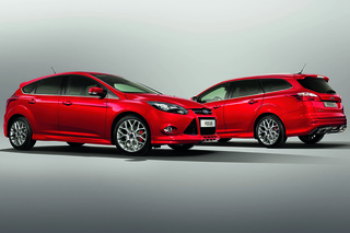 Ford Focus Ecoboost S - Limitiertes Sondermodell