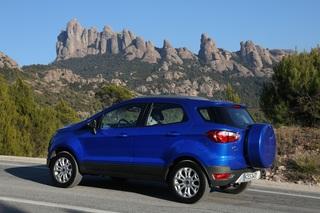 Ford EcoSport  - Außen SUV, innen Kleinwagen (Kurzfassung)