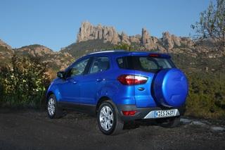 Gebrauchtwagen-Check: Ford EcoSport - Öfter mal aufgefrischt