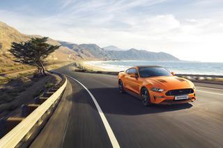 Ford Mustang - Sondermodell zum 55sten