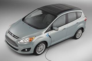 Ford C-Max mit Solardach - Die Linse bringts