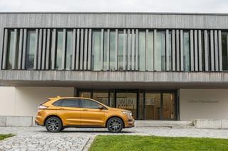 Ford Edge - Komfortabel und geräumig (Kurzfassung)