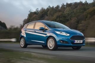 Ford Fiesta Sync Edition - Mit Sound, SOS und SMS