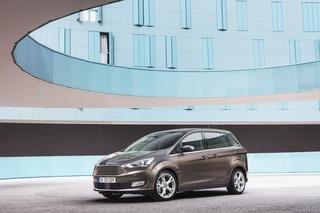 Ford C-Max - Aus für den Kompakt-Van