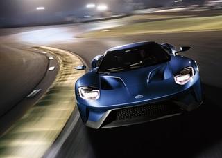Ford GT  - Schneller als die Europäer