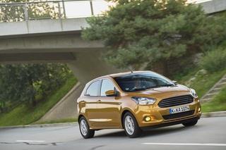 Fahrbericht: Ford Ka+ - Neuausrichtung geglückt