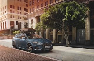 Ford Mondeo - Nur noch als Hybrid oder Diesel