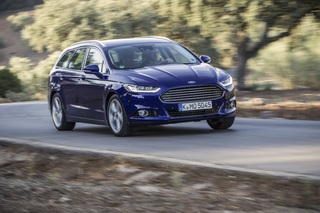 Gebrauchtwagen-Check: Ford Mondeo (V) - Viel Platz, aber nicht mäng...