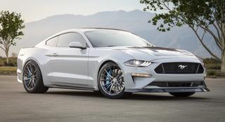 """Ford Mustang """"Lithium"""" - Elektrisches Einzelstück"""