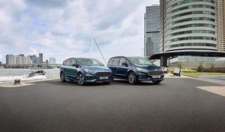 Ford Galaxy und S-Max - Lifting für die Van-Geschwister