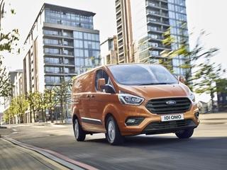 Ford Transit Custom Facelift - Renoviert und aufgerüstet