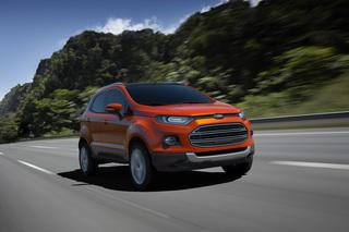 Ford EcoSport - Ein Fiesta für den Matsch