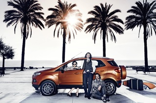 "Ford EcoSport ""Limited Edition"" - Nur für Facebooker"