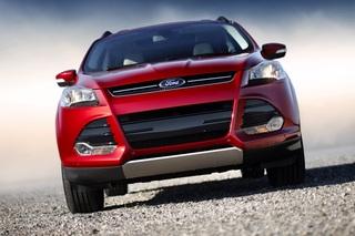 Ford Kuga - Mehr Dynamik für den Dynamiker (Vorabbericht)