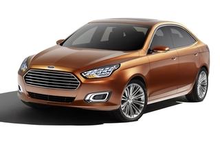 Ford Escort Concept - Ein Name mit Tradition für China