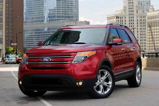 Ford Explorer: Der Geländewagen wird zivilisiert
