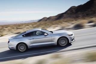 Ford Mustang - Ein Wildpferd für die Welt