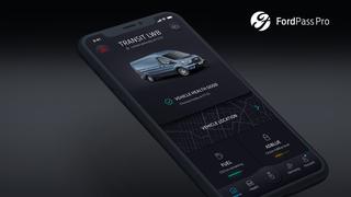 FordPass Pro - Flottenmanagement per Handy