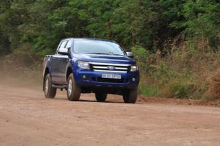 Ford Ranger - Zahmer Lastesel (Vorabbericht)