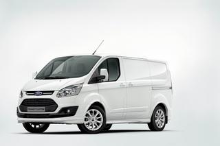 Ford Transit - Mehr Platz, hübscher verpackt