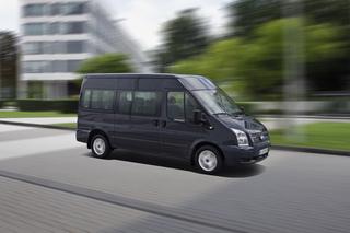 Ford Transit - Ein Transporter mit sauberen Eigenschaften