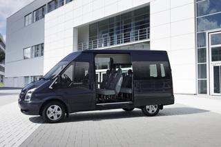 Ford Transit - Sauberer Stadttransporter (Kurzfassung)