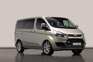 Ford Transit Tourneo Custom - Kleinbus für die Großfamilie