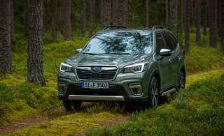 Fahrbericht: Subaru Forester - Der Förster wird grüner