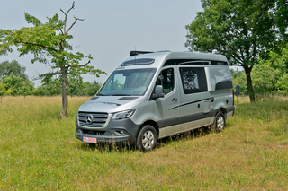 Sprinter-Reisemobil La Strada Regent - Noch mehr Premium