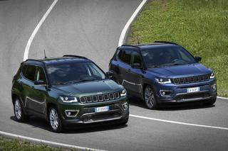 Jeep Compass: Neues Motorenprogramm - Aus für Diesel, Start neuer B...