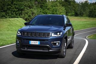 Neues Modelljahr Jeep Compass   - Mit Frontantrieb und Benziner