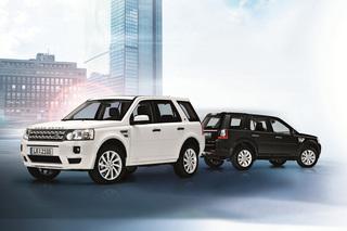 Land Rover Sondermodelle - Freelander mit Eleganz und Stil