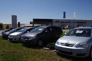 Gebrauchtwagenmarkt  - Standzeiten sinken, Preise steigen