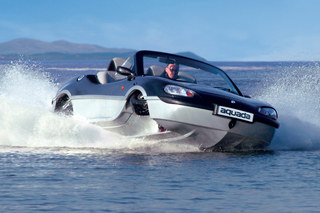 Panorama: Die Geschichte des Amphibienautos - Meerwert-Mobile