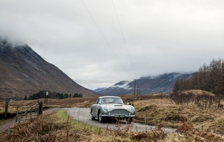 """Aston Martin DB5 """"Goldfinger""""  - Einmal wie James Bond fühlen"""
