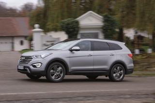 Hyundai Grand Santa Fe - Für alle Fälle mehr Platz