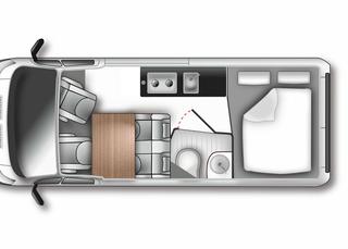 Ford Big Nugget Concept - Vollwertiges Reisemobil